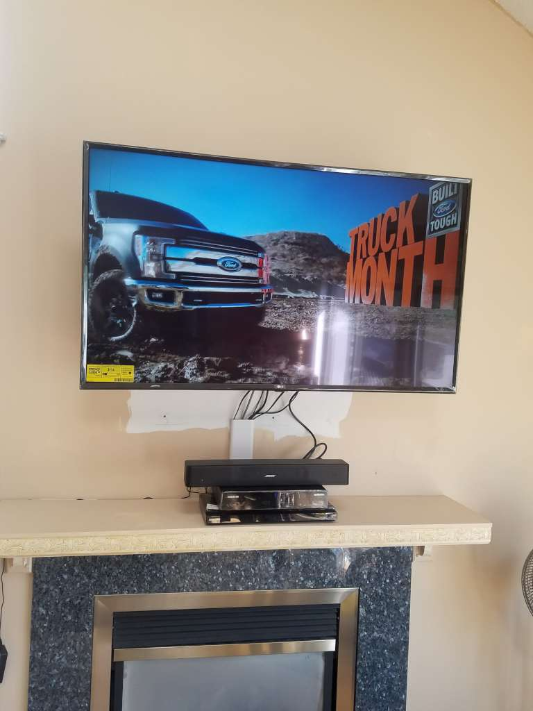 Mark Computer Repair TV Mounting Service
